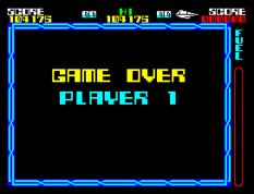 Cyberun ZX Spectrum 84