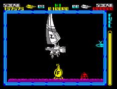 Cyberun ZX Spectrum 85