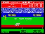 Daley Thompson's Decathlon ZX Spectrum 05