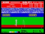 Daley Thompson's Decathlon ZX Spectrum 07
