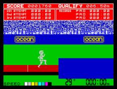 Daley Thompson's Decathlon ZX Spectrum 11