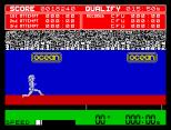 Daley Thompson's Decathlon ZX Spectrum 16