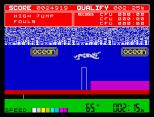Daley Thompson's Decathlon ZX Spectrum 25