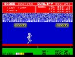 Daley Thompson's Decathlon ZX Spectrum 28