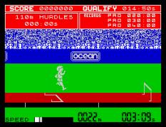 Daley Thompson's Decathlon ZX Spectrum 43