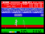 Daley Thompson's Decathlon ZX Spectrum 48