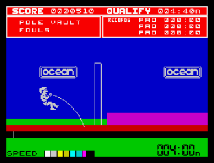 Daley Thompson's Decathlon ZX Spectrum 53