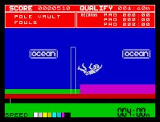Daley Thompson's Decathlon ZX Spectrum 54