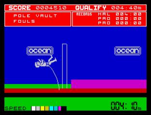 Daley Thompson's Decathlon ZX Spectrum 56