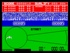 Daley Thompson's Decathlon ZX Spectrum 65