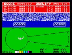 Daley Thompson's Decathlon ZX Spectrum 66
