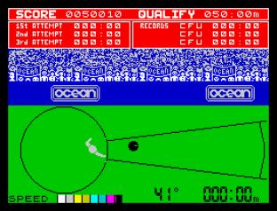 Daley Thompson's Decathlon ZX Spectrum 67