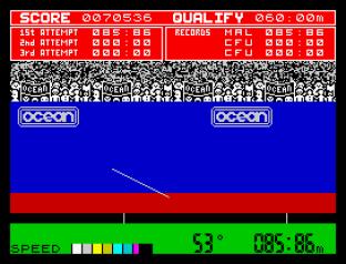 Daley Thompson's Decathlon ZX Spectrum 75