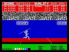 Daley Thompson's Decathlon ZX Spectrum 76