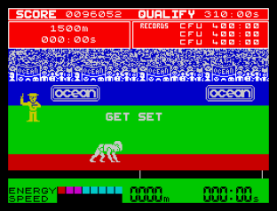 Daley Thompson's Decathlon ZX Spectrum 78