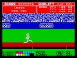 Daley Thompson's Decathlon ZX Spectrum 80