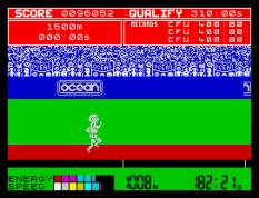 Daley Thompson's Decathlon ZX Spectrum 81