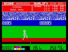 Daley Thompson's Decathlon ZX Spectrum 82