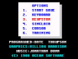 Daley Thompson's Olympic Challenge ZX Spectrum 002