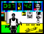 Daley Thompson's Olympic Challenge ZX Spectrum 005
