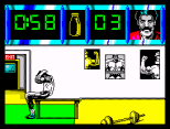 Daley Thompson's Olympic Challenge ZX Spectrum 007