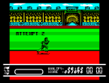 Daley Thompson's Olympic Challenge ZX Spectrum 018