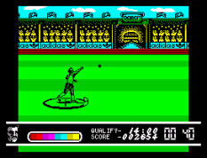 Daley Thompson's Olympic Challenge ZX Spectrum 021