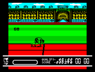 Daley Thompson's Olympic Challenge ZX Spectrum 031