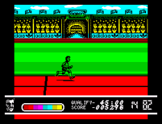 Daley Thompson's Olympic Challenge ZX Spectrum 032