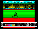 Daley Thompson's Olympic Challenge ZX Spectrum 035