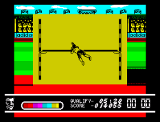 Daley Thompson's Olympic Challenge ZX Spectrum 044