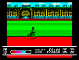Daley Thompson's Olympic Challenge ZX Spectrum 046