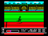 Daley Thompson's Olympic Challenge ZX Spectrum 051