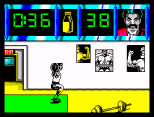 Daley Thompson's Olympic Challenge ZX Spectrum 058