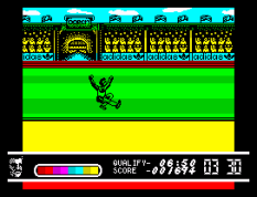 Daley Thompson's Olympic Challenge ZX Spectrum 065