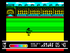 Daley Thompson's Olympic Challenge ZX Spectrum 066
