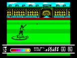 Daley Thompson's Olympic Challenge ZX Spectrum 072