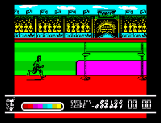 Daley Thompson's Olympic Challenge ZX Spectrum 076