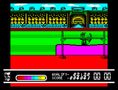 Daley Thompson's Olympic Challenge ZX Spectrum 077