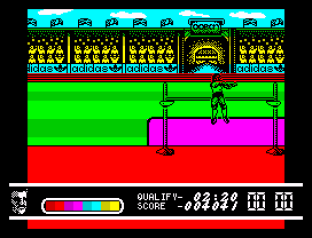 Daley Thompson's Olympic Challenge ZX Spectrum 078