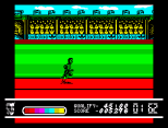 Daley Thompson's Olympic Challenge ZX Spectrum 082