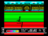 Daley Thompson's Olympic Challenge ZX Spectrum 083