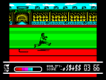 Daley Thompson's Olympic Challenge ZX Spectrum 085