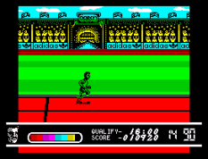 Daley Thompson's Olympic Challenge ZX Spectrum 087
