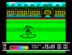 Daley Thompson's Olympic Challenge ZX Spectrum 088