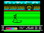 Daley Thompson's Olympic Challenge ZX Spectrum 090