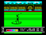 Daley Thompson's Olympic Challenge ZX Spectrum 091