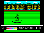 Daley Thompson's Olympic Challenge ZX Spectrum 094