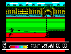 Daley Thompson's Olympic Challenge ZX Spectrum 099