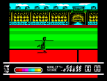 Daley Thompson's Olympic Challenge ZX Spectrum 102
